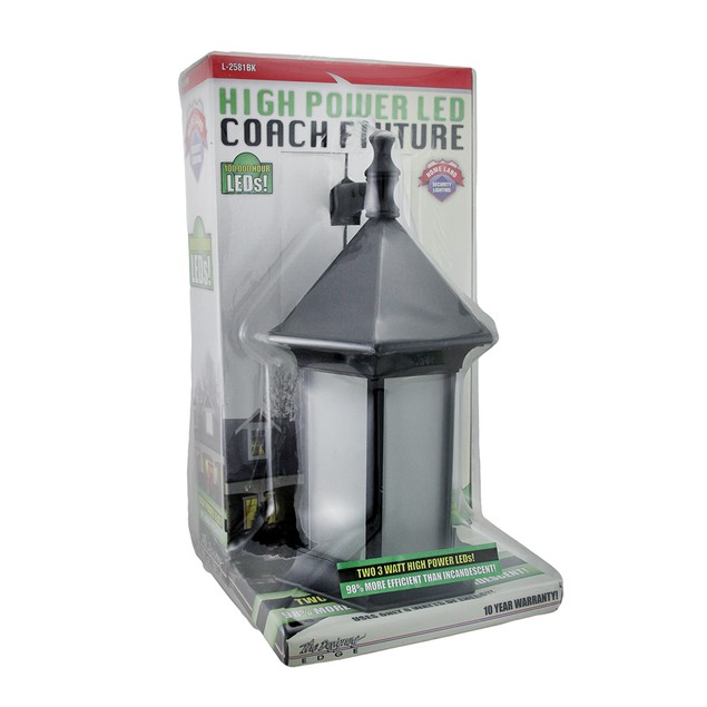 Super Bright Led Dusk To Dawn Photocell Coach Landscape Lanterns