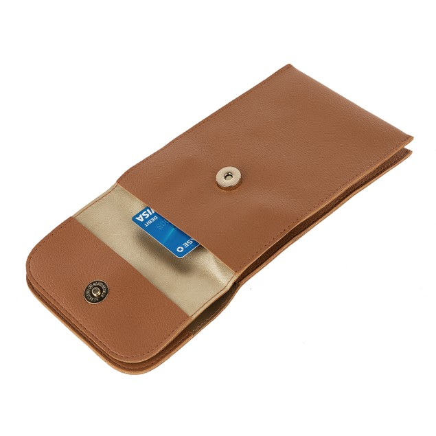 MKF Collection Charlie Cell Phone Crossbody Bag by Mia K. Farrow