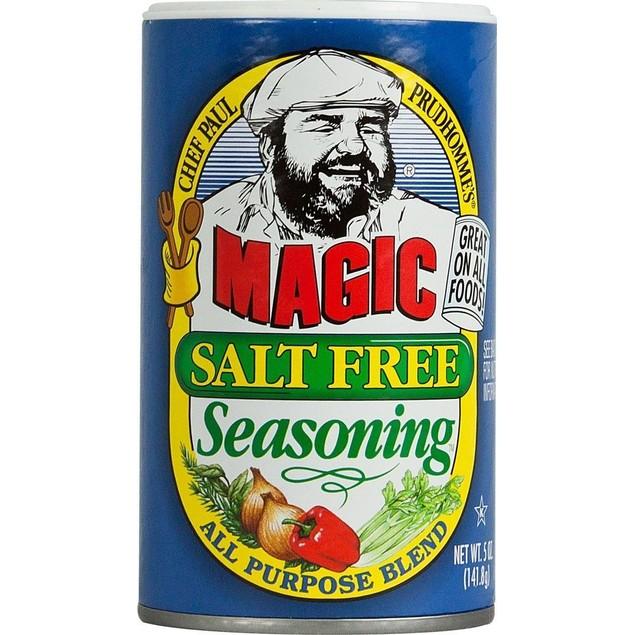 Chef Paul Prudhomme's Magic Seasoning Salt Free