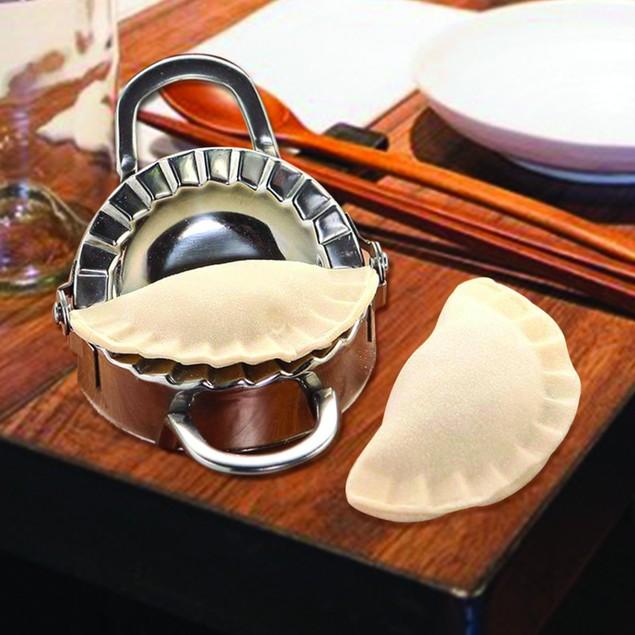 Stainless Steel Ravioli and Dumpling Maker