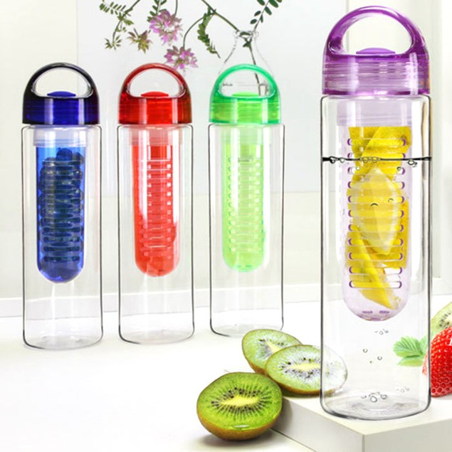 Tritan Infuser Water Bottle