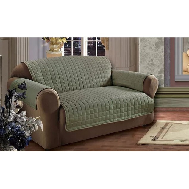 Quilted Pet Protector Furniture Slip Covers