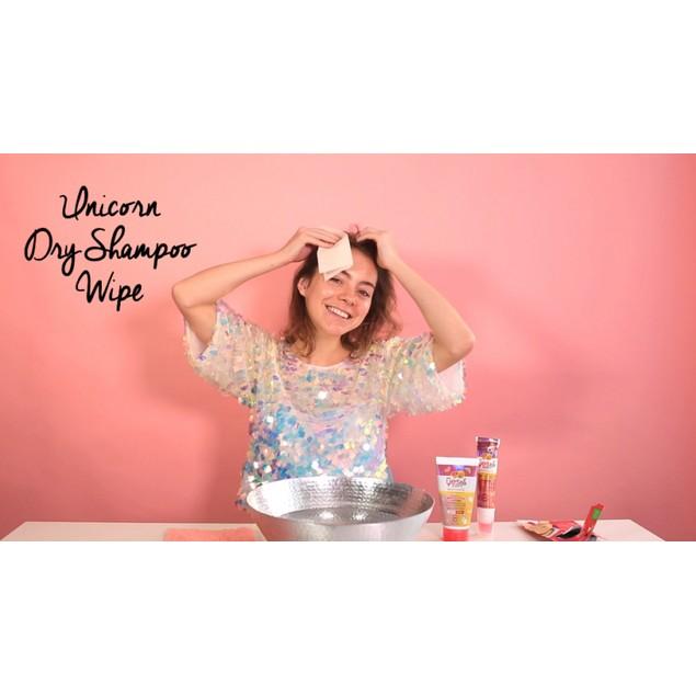 4-Pack Yes To Grapefruit Vitamin C Brightening & Refreshing Shampoo Wipe