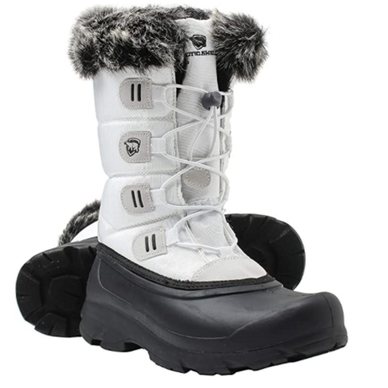 Artic Shield Polar Waterproof Insulated Durable Cold Rated Winter Snow Boot