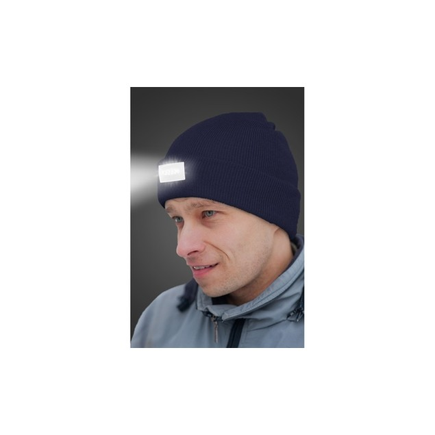 LED Headlamp Beanie for Men and Women