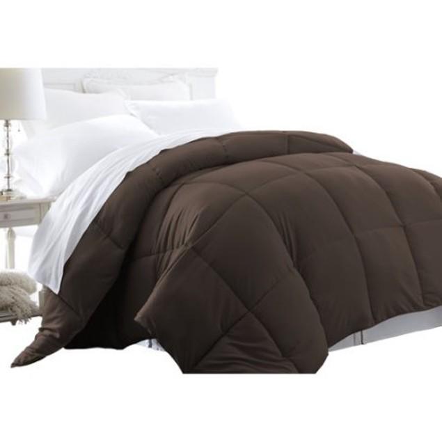 Home Super Plush Goose Down Alternative Comforter