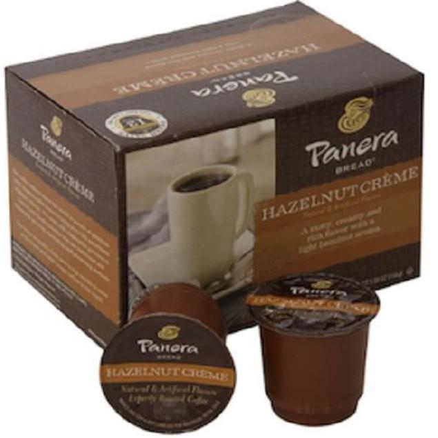 Panera Bread Coffee Hazelnut Creme Keurig K Cup