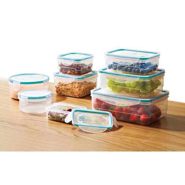 Food Storage Containers- 16 or 32 Piece Set