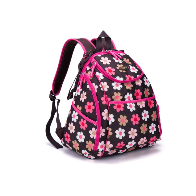 Amazing Mom Colorland Dorian Baby Diaper Backpack by Mia K Farrow