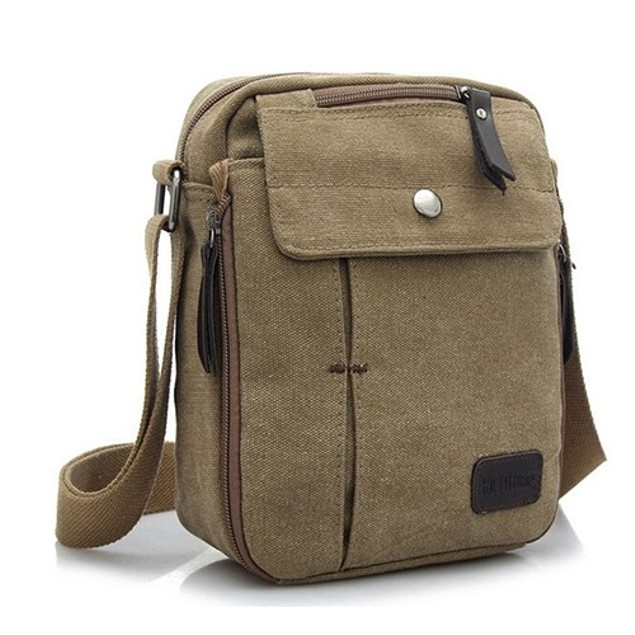 Valencia Multifunctional Canvas Traveling Bag