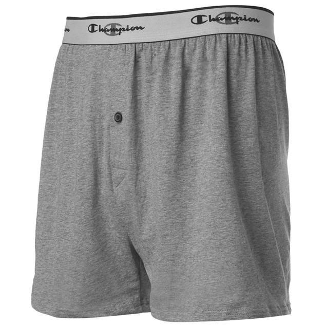 6-Pack Men's Double Dry Champion Knit Boxers