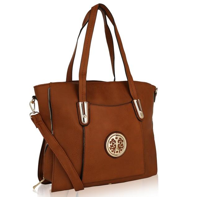 MKF Collection Chloe Shoulder Bag by Mia K