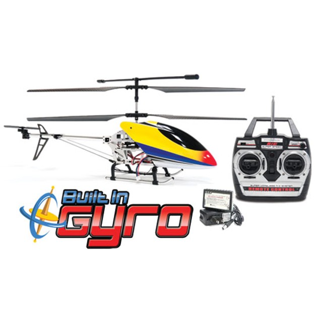 GYRO Fusion 3.5CH Electric RTF RC Helicopter