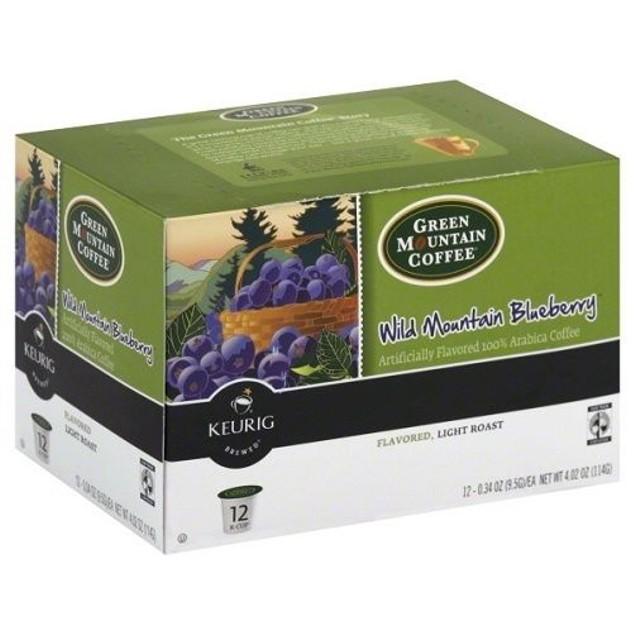 Green Mountain Coffee Wild Mountain Blueberry Keurig K-Cups