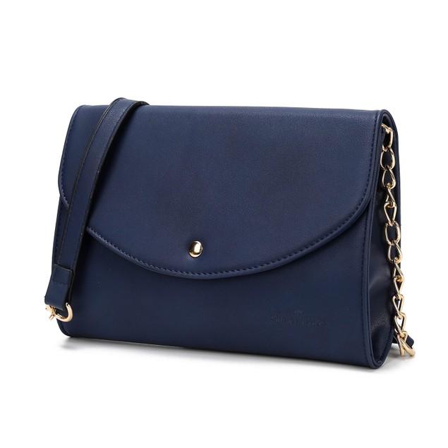 MKF Collection Candra Crossbody Bag by Mia K. Farrow