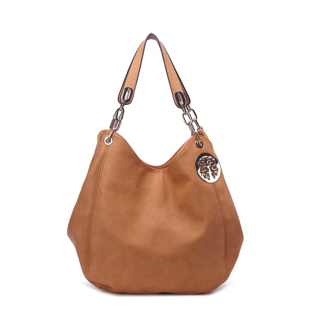 MKF Collection Aileen Designer Shoulder Bag by Mia K. Farrow