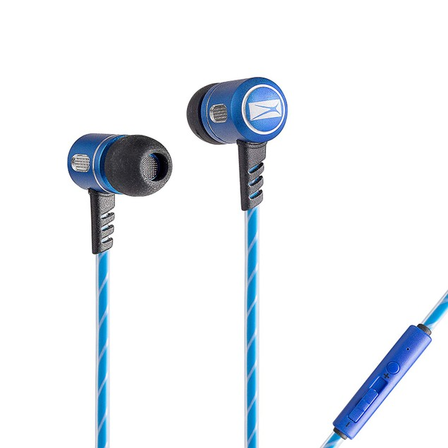 2-Pack Altec Lansing in-Ear Stereo Metal Earbuds