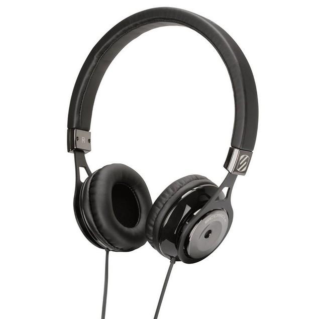 Scosche Realm On - Ear Headphones with tapLINE III