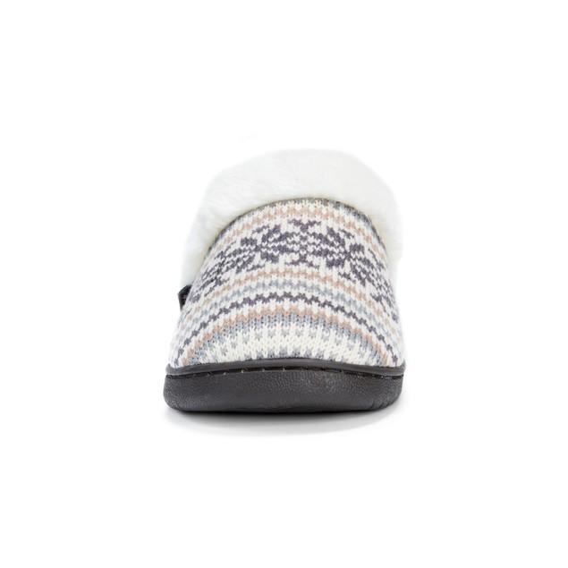 Women's Muk Luks Patterned Knit Clogs