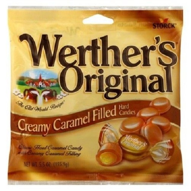 Werther's Original Creamy Caramel Filled Hard Candy