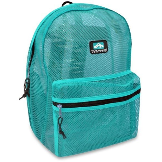 "Mesh ""See Through"" Girls Trailmaker Backpack"