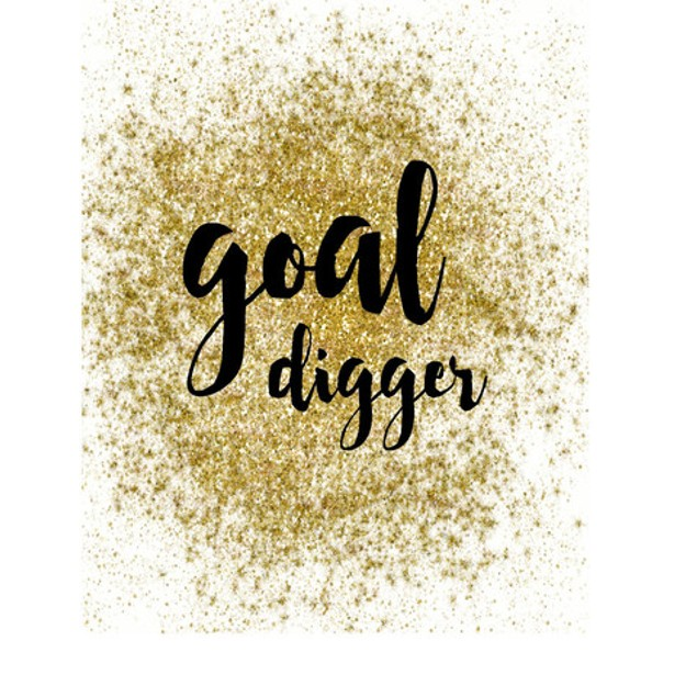 Goal Digger Digital Download