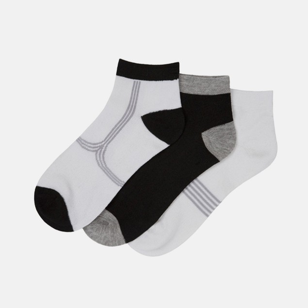 15-Pack Beverly Hills Polo Club Low Men's Socks