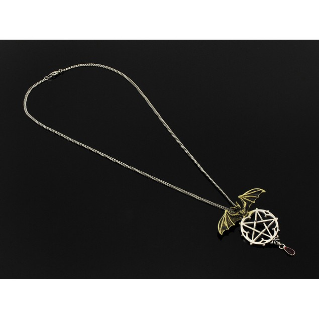 Forbidden Lamia Darkness And Renewal Necklace Womens Pendant Necklaces