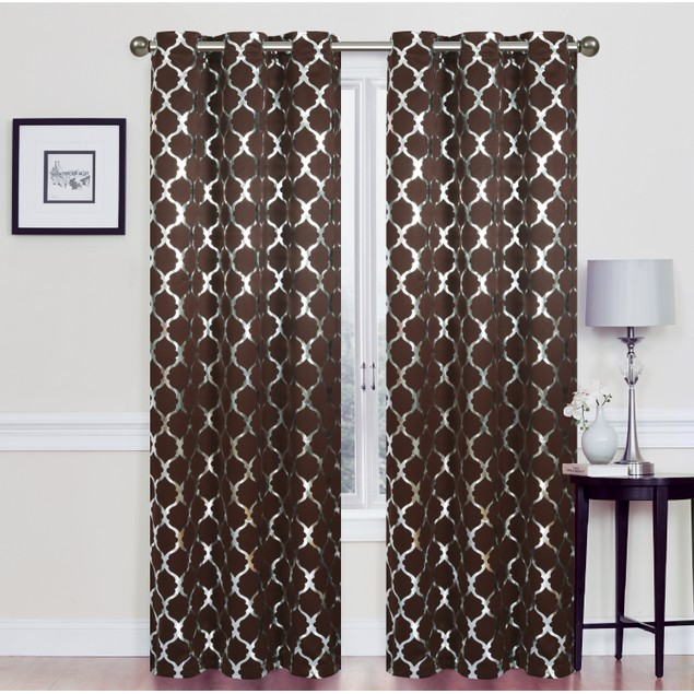 2-Pack Heavy Double-Layered Blackout Thermal Panel