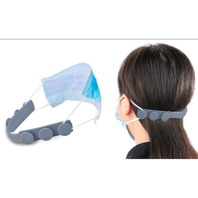 Anti Slip Adjustable Ear Protector And Mask Pressure Reducer