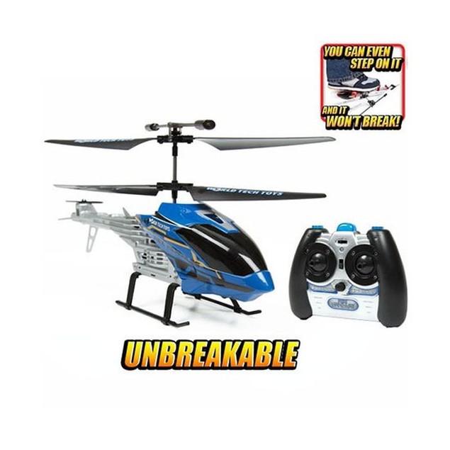 2ch Rex UNBREAKABLE Indoor IR Helicopter
