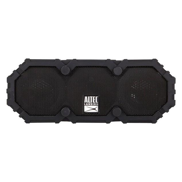 Altec Lansing Waterproof IMW478 Bluetooth Speaker Bundle