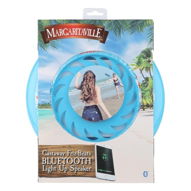 Margaritavilla Frisbee with Speaker