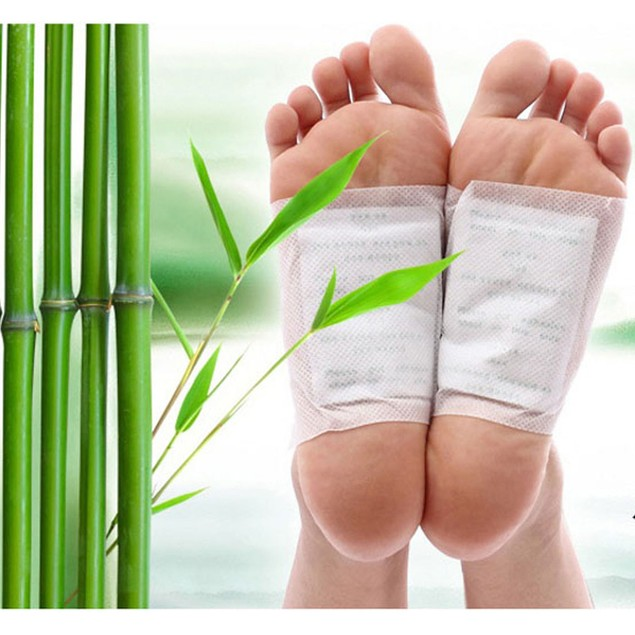 Foot Detox Patches 10-Pack