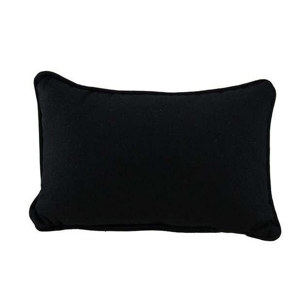 Glow In The Dark Black Cat Autumn Accent Pillow Throw Pillows