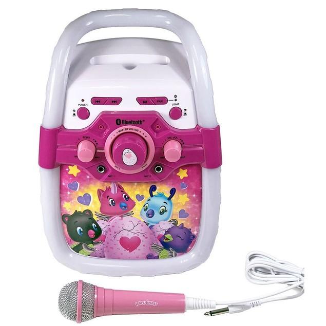 Hatchimals Bluetooth Speaker Karaoke Machine