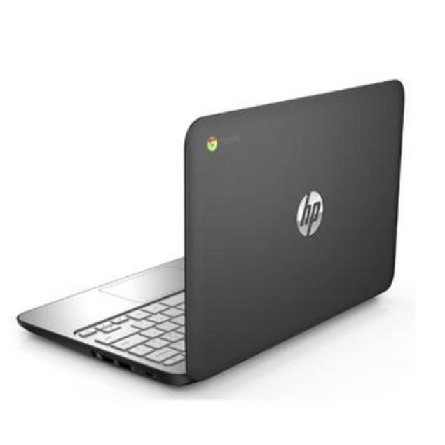 HP ChromeBook 11 G2, 2GB RAM, 16GB SSD Black J2L80UA