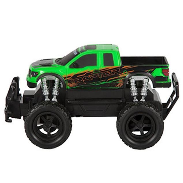 1:14 Licensed Ford F-150 SVT Raptor Friction Truck