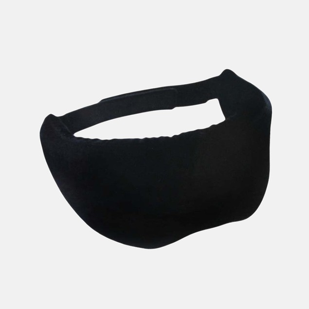 Remedy Heat-Sensitive Memory Foam Sleep Mask