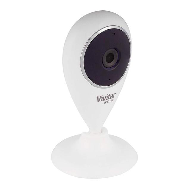 Vivitar Smart Home WiFi IP Capture Cam - White
