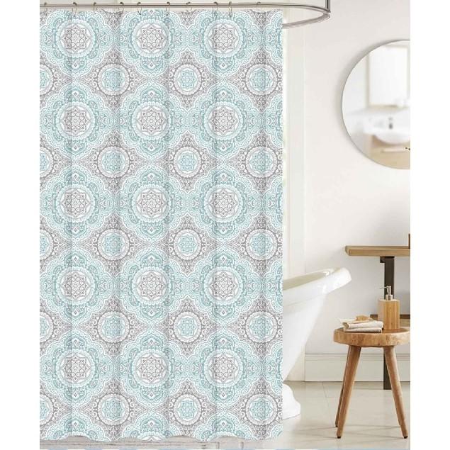 Shower Curtain Set (13-Piece)