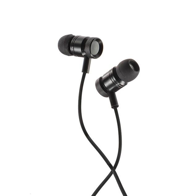 1Voice Shockwave Earphones in Black
