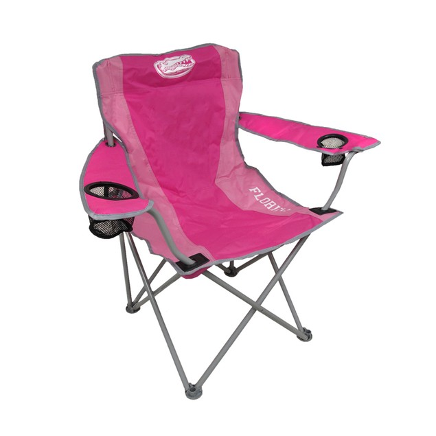 University Of Florida Gators Pink Quad Chair Sports Fan Folding Chairs