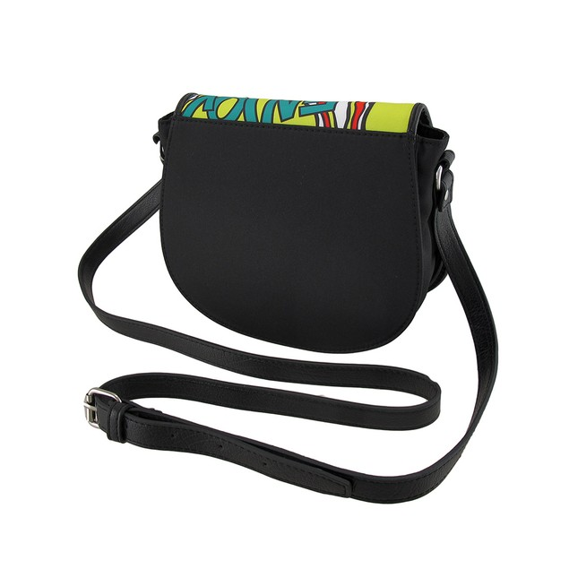 Coca Cola Colorful Pop Art Style Crossbody Purse Womens Cross Body Bags
