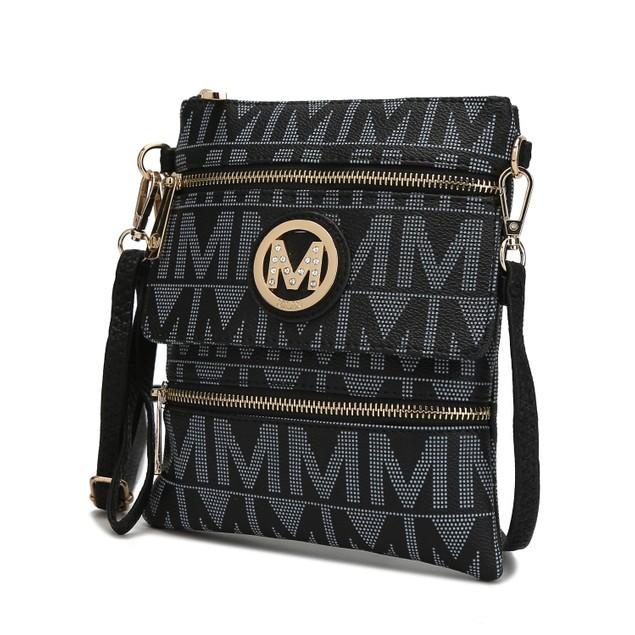 MKF Collection Mandy M Signature Crossbody bag by Mia K