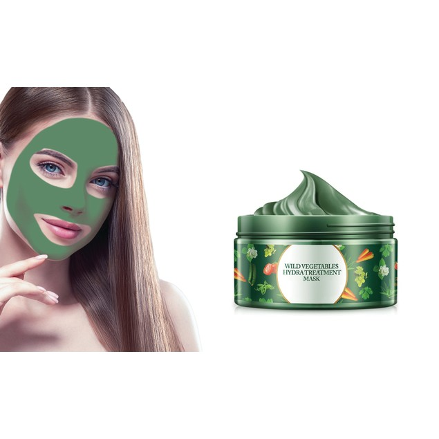 Wild Vegetable Hydrating Mask