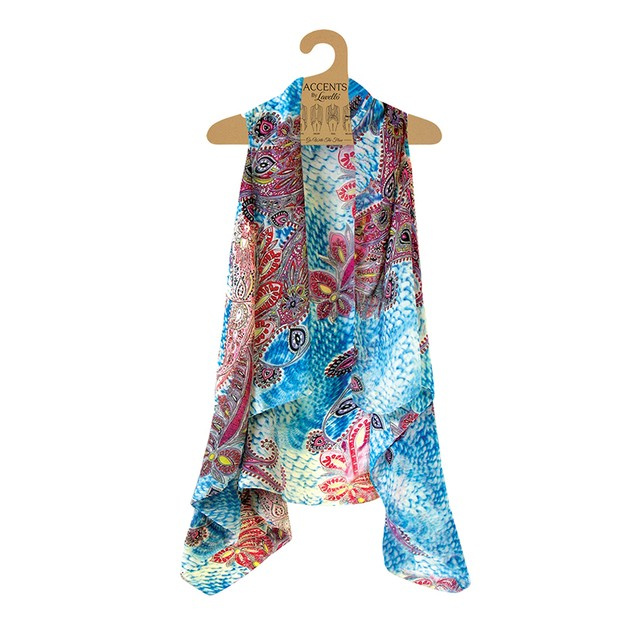 Accents by Lavello Sheer Designer Vests