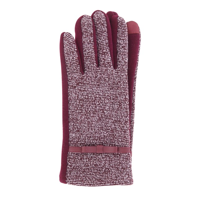 Jack & Missy Two-tone Texting Gloves
