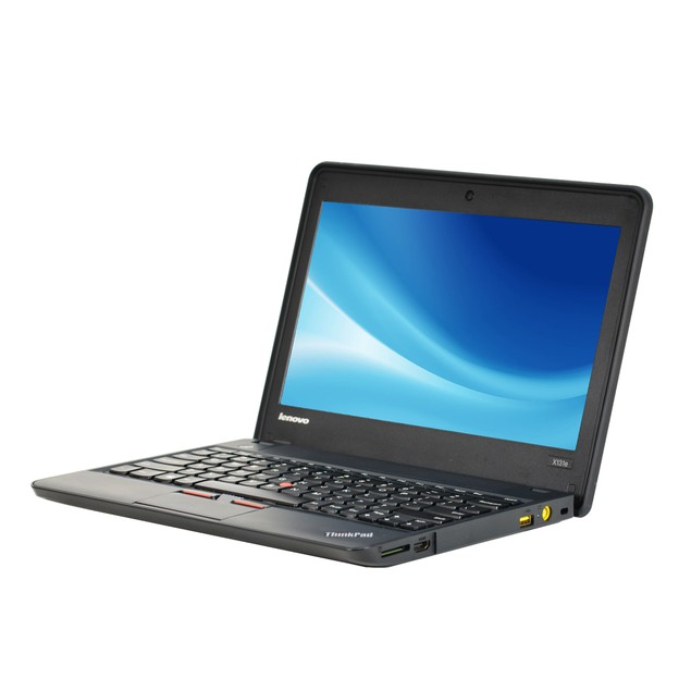 """Lenovo 11.6"""" ThinkPad X131e (1.7 GHz, 4GB RAM, 500GB HDD, Win10)"""