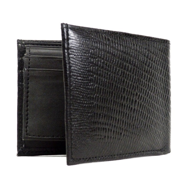 Umo Lorenzo Genuine Leather Wallet & Keychain Set